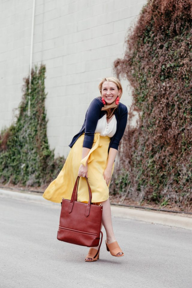 My Summer Workwear Essentials via Dallas fashion blogger Glitter & Spice