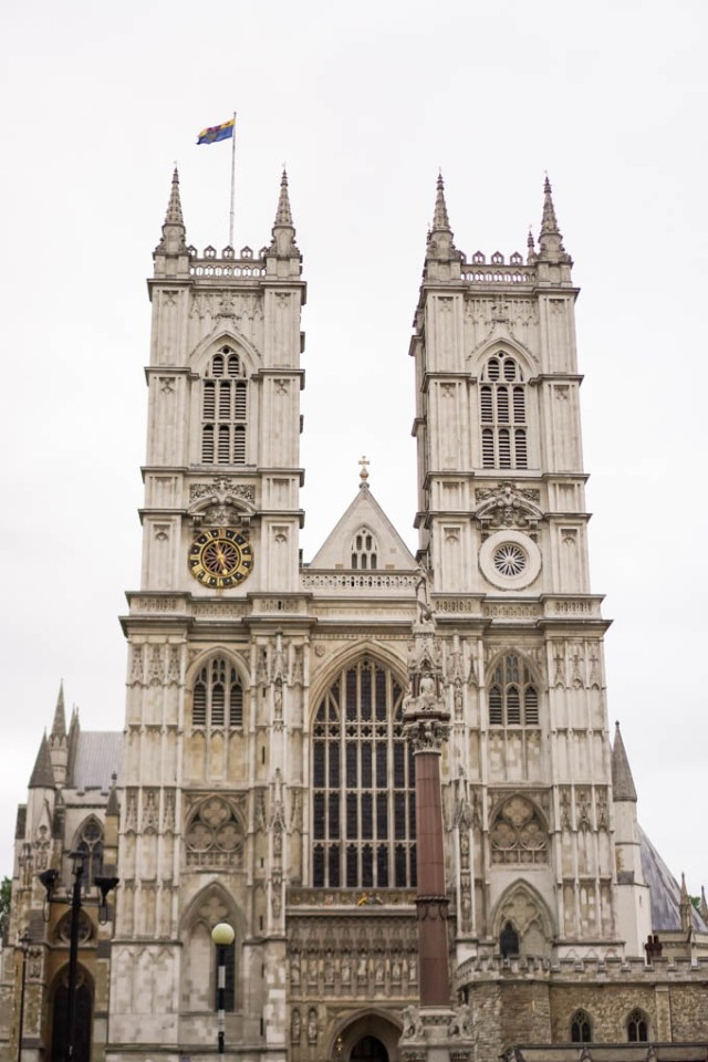 Must-See Places in London, England
