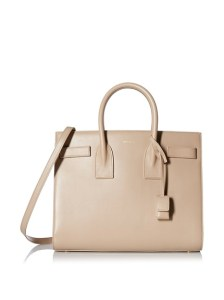 Small Sac De Jour Carryall Bag, Beige