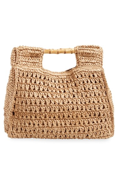 straw tote