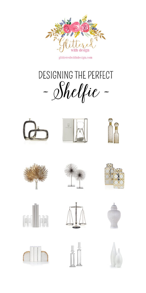 Designing the perfect shelfie - 10 tips to creating a great shelf