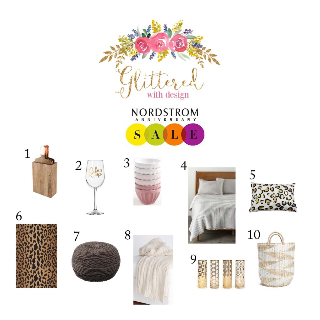 nordstrom sale home items - Glittered with Design Blog