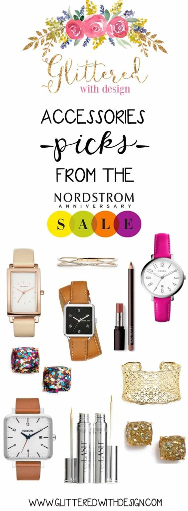 Favorite Accessories from Nordstrom Sale - Glittered with Design