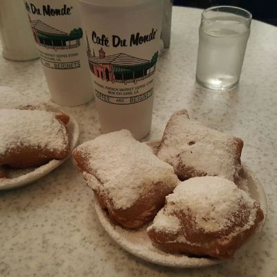 New Orleans overnight trip