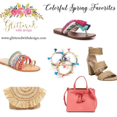 Friday Favorites: Spring Fashion Edition
