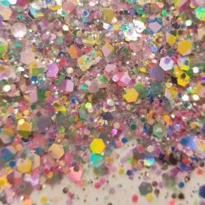 CHUNKY GLITTER (1.5-3mm, Mixed sizes)