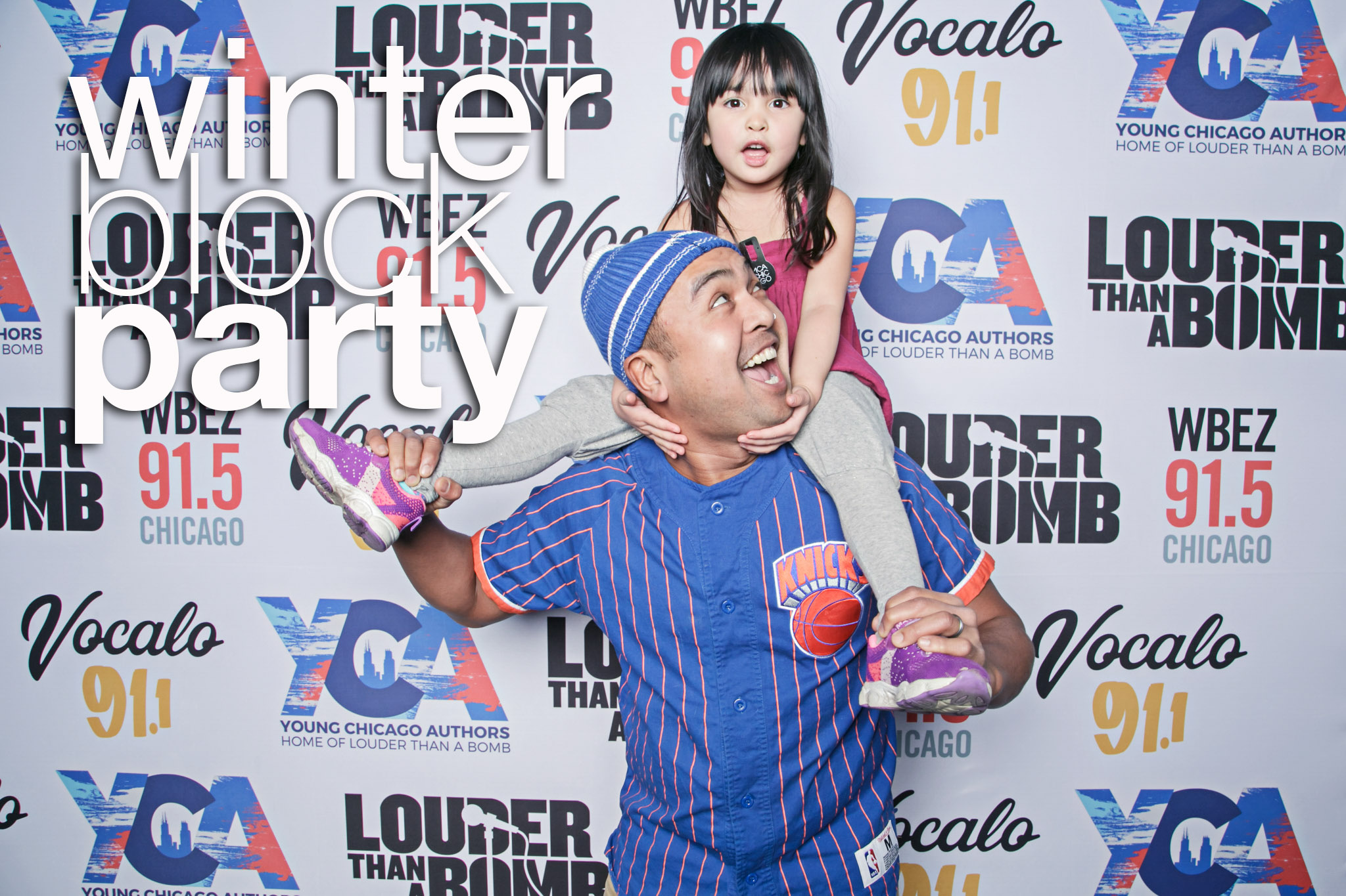 Winter Block Party with WBEZ, Vocalo, and YCA
