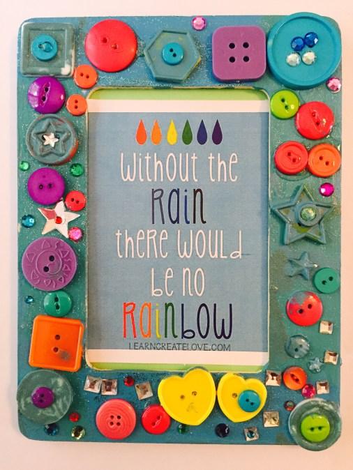 Rainbow Playroom Paint