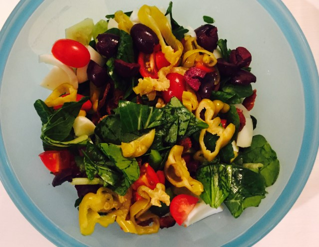 Whole 30 Chopped Salad