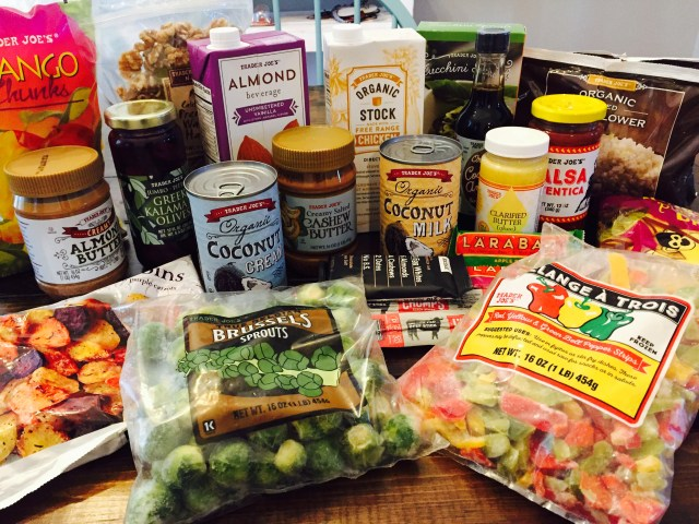 Whole 30 Trader Joes Shopping List Grocery Haul