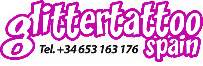 Glitter Tattoo Spain Tatuajes Temporales De Purpurina Jagua