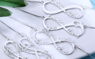 Name on Necklace