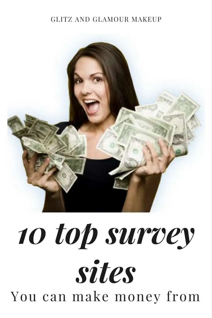 10 top survey sites you can make money from