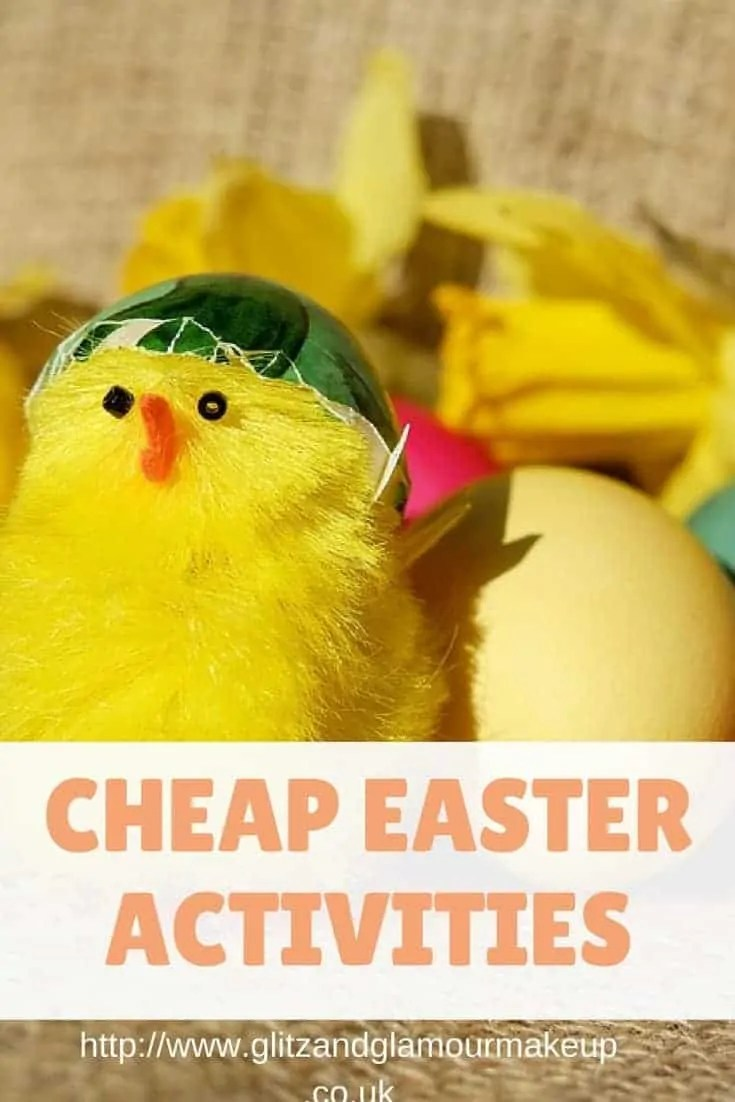 cheap easter activities