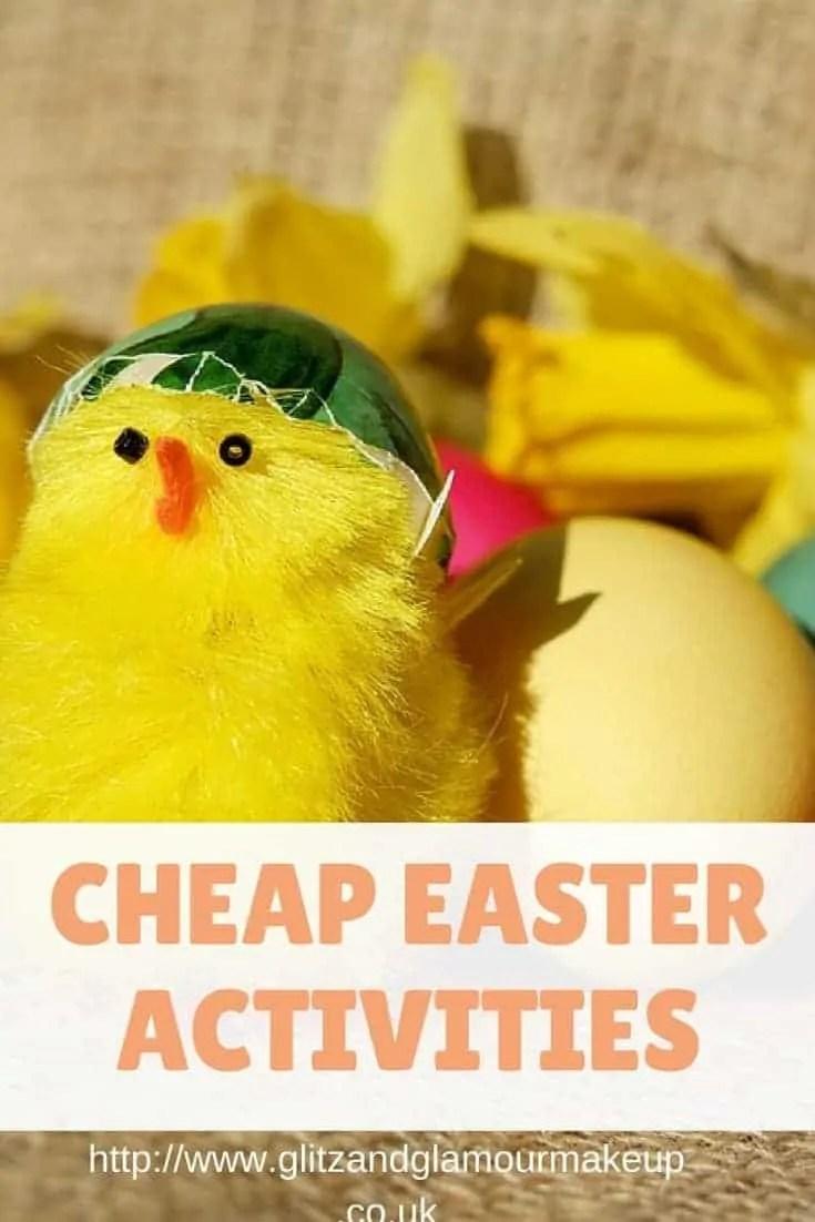cheap easter activities