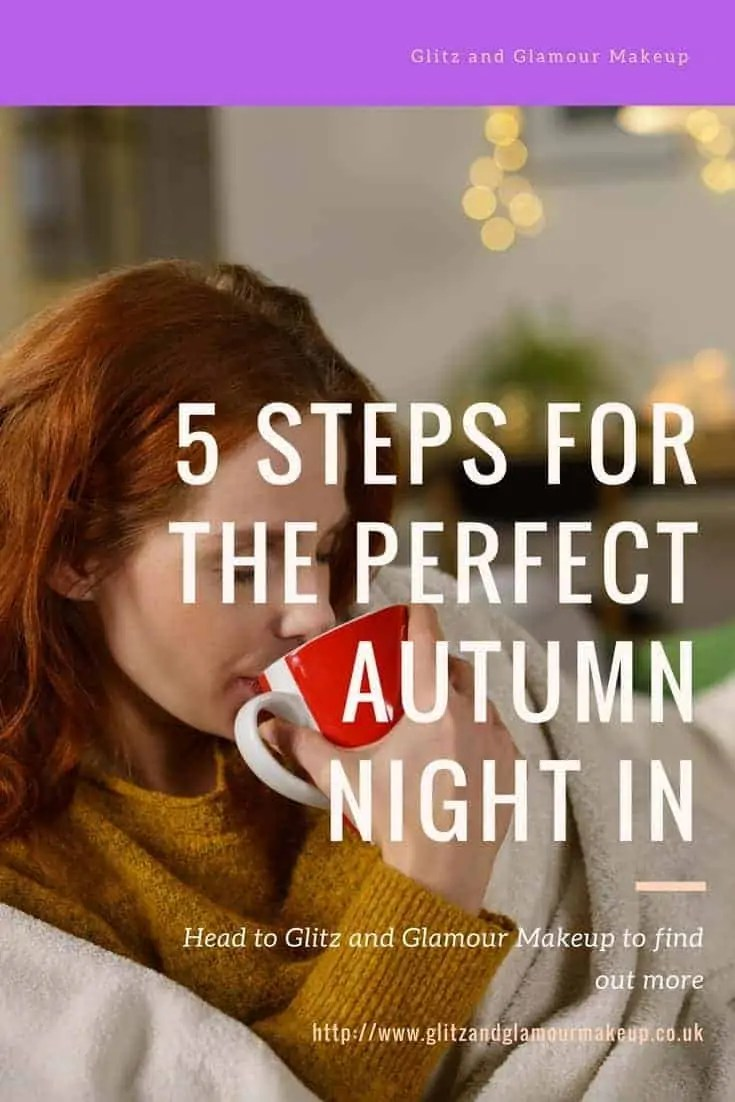 5 steps for the perfect autumn night in