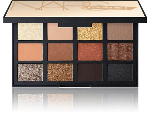 the ultimate gold eyeshadows that you need to add to your collections nars narssisist eyeshadow palette