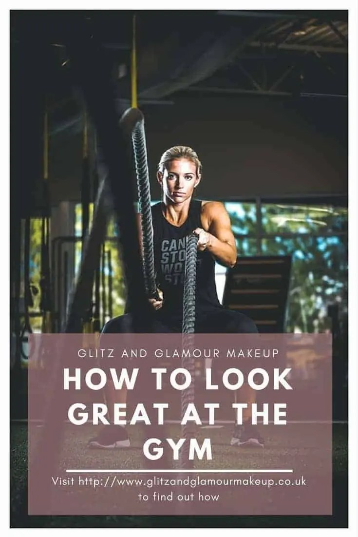 how to look great at the gym