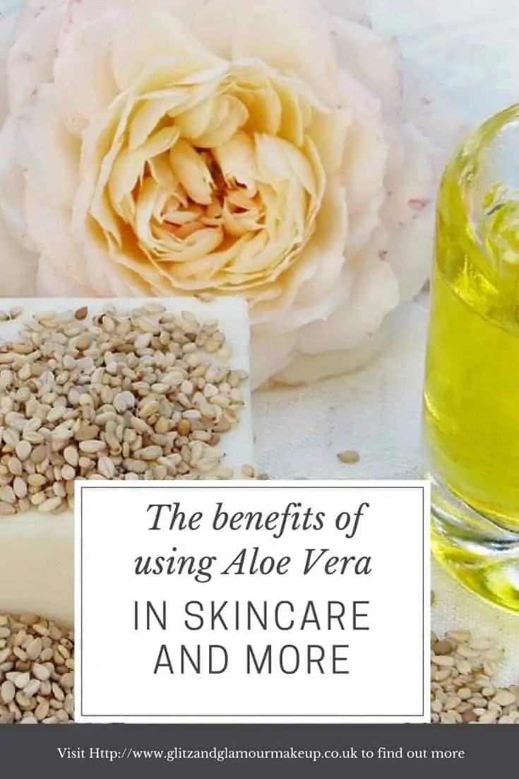 the benefits of using aloe vera in skincare and more