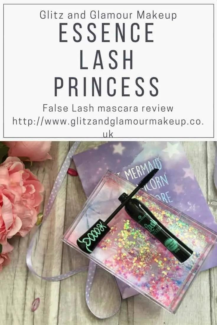 essence lash princess false lash mascara review