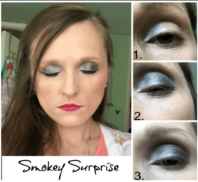 gosh to party in london smokey surprise
