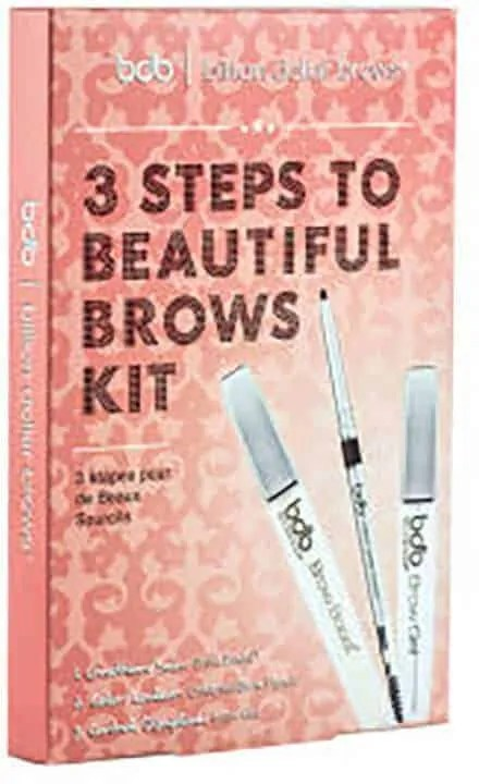 how to get perfect brows without going to the salon billion dollar brows