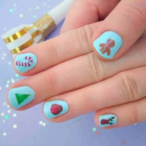 some of the best beauty stocking fillers hoobynoo christmas nail transfers