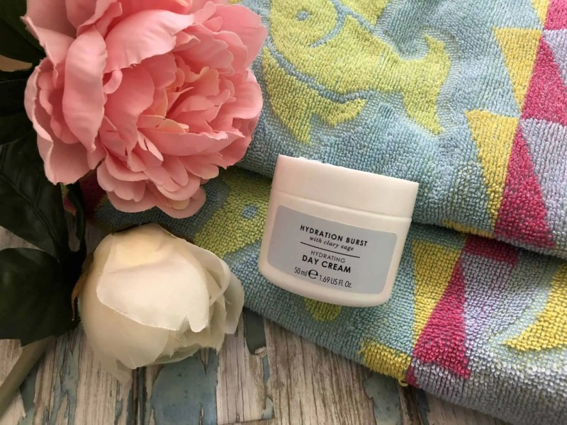 How my winter skincare routine can help with dry skin botanics hydration burst day cream
