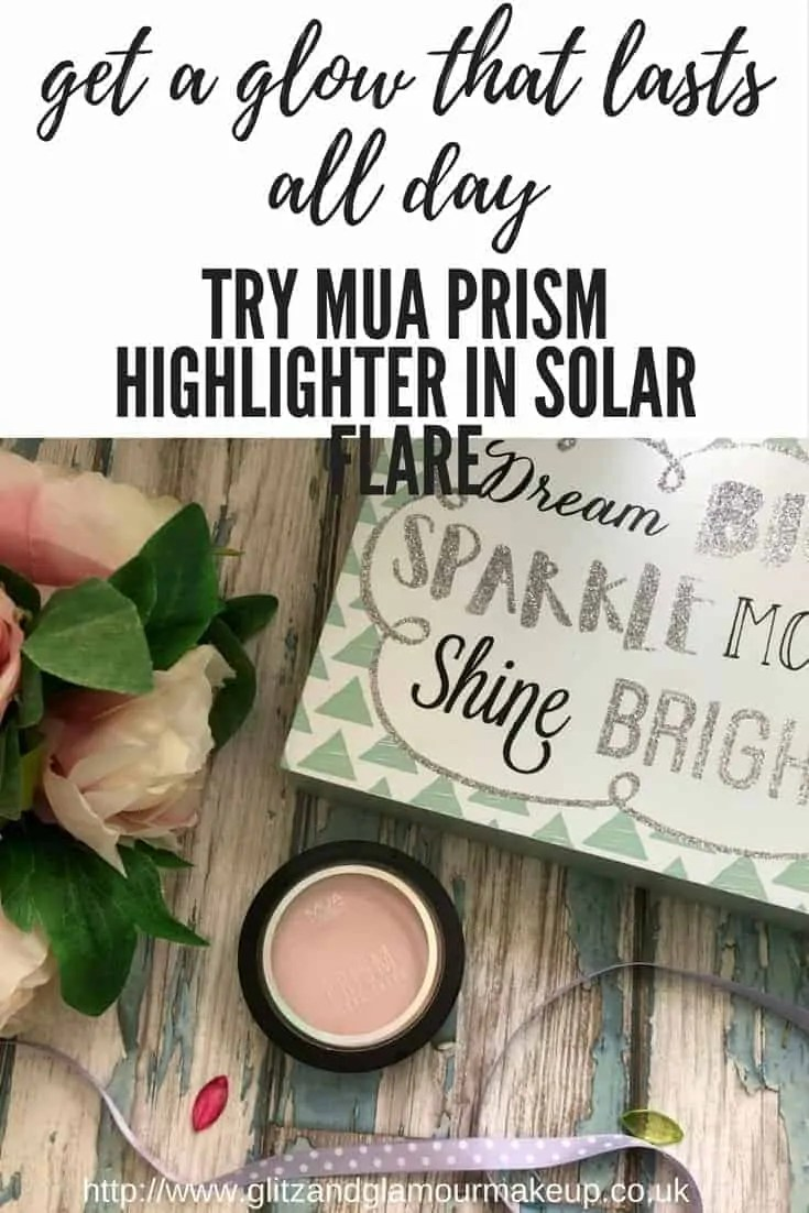 get a glow that lasts all day mua prism highlighter