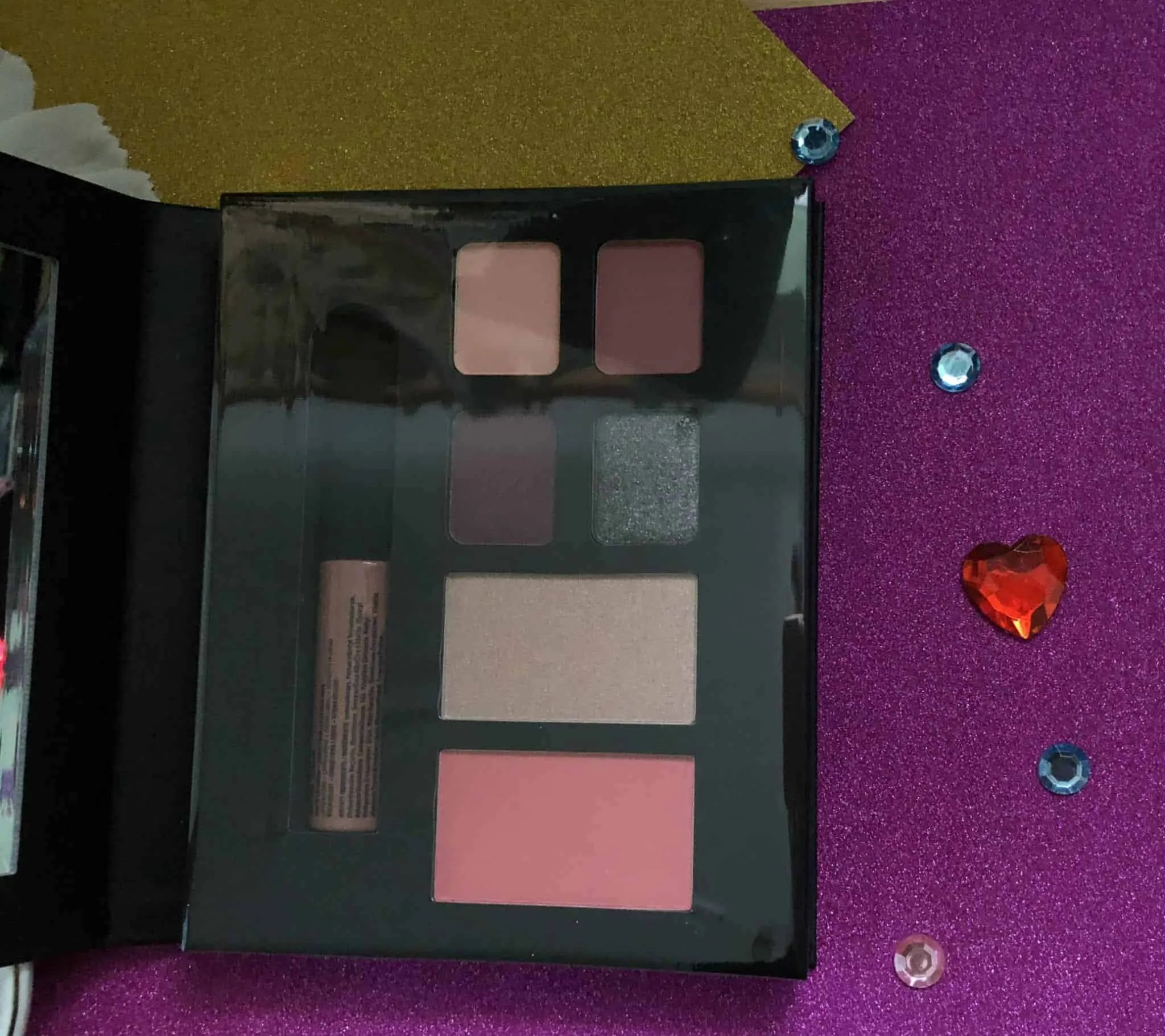 win nyx london city collection close up