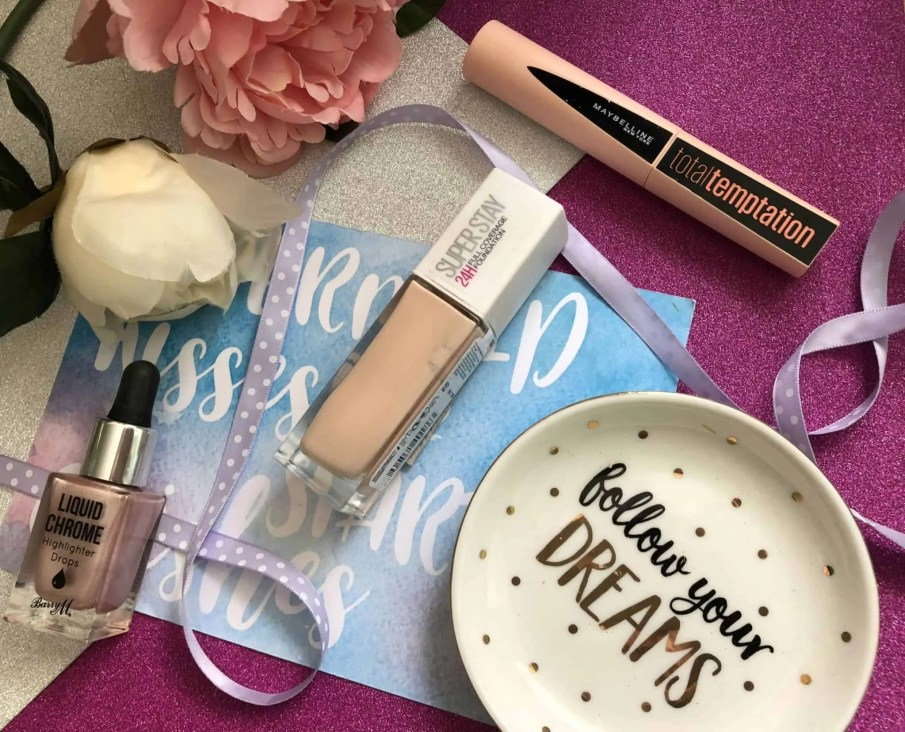 3 of my February beauty favourites