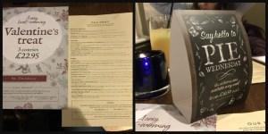 the green man longfield kent menu