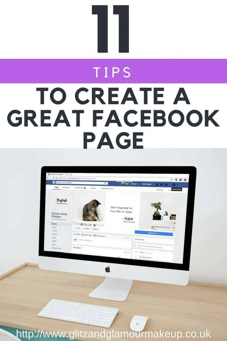 11 tips to create a great facebook blog page