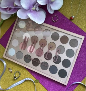primark ps nudes eyeshadow palette