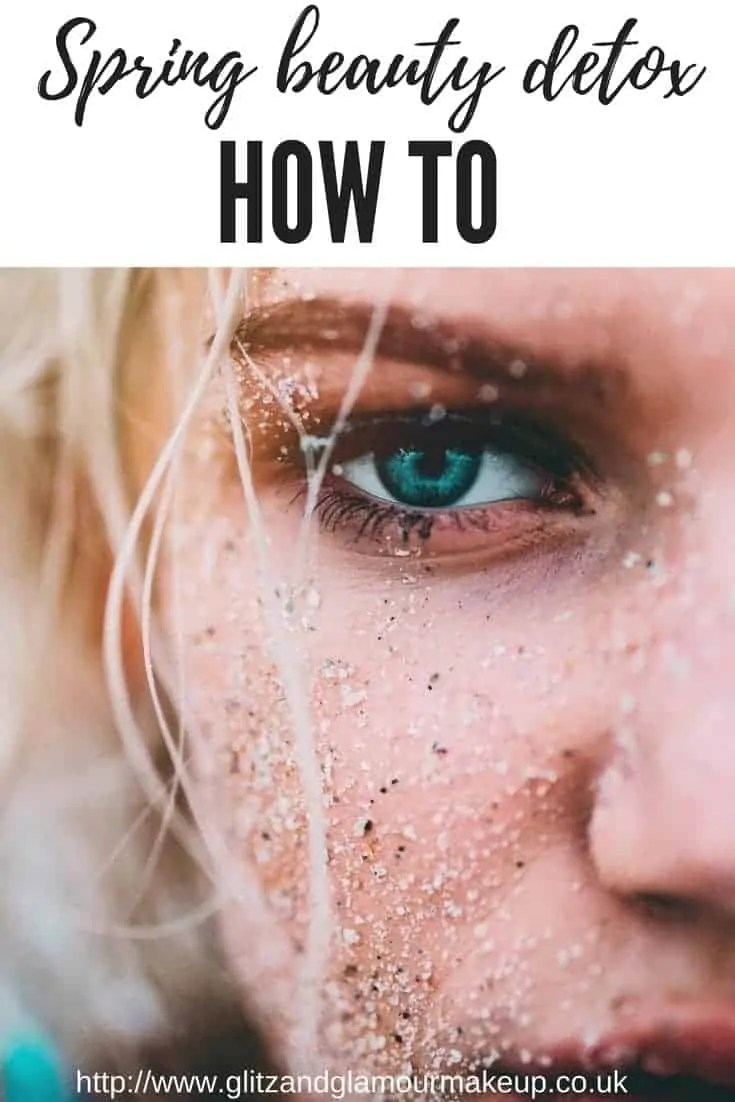 spring beauty detox how to