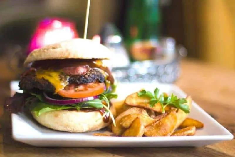 4 of my favourite places to eat gbk burger