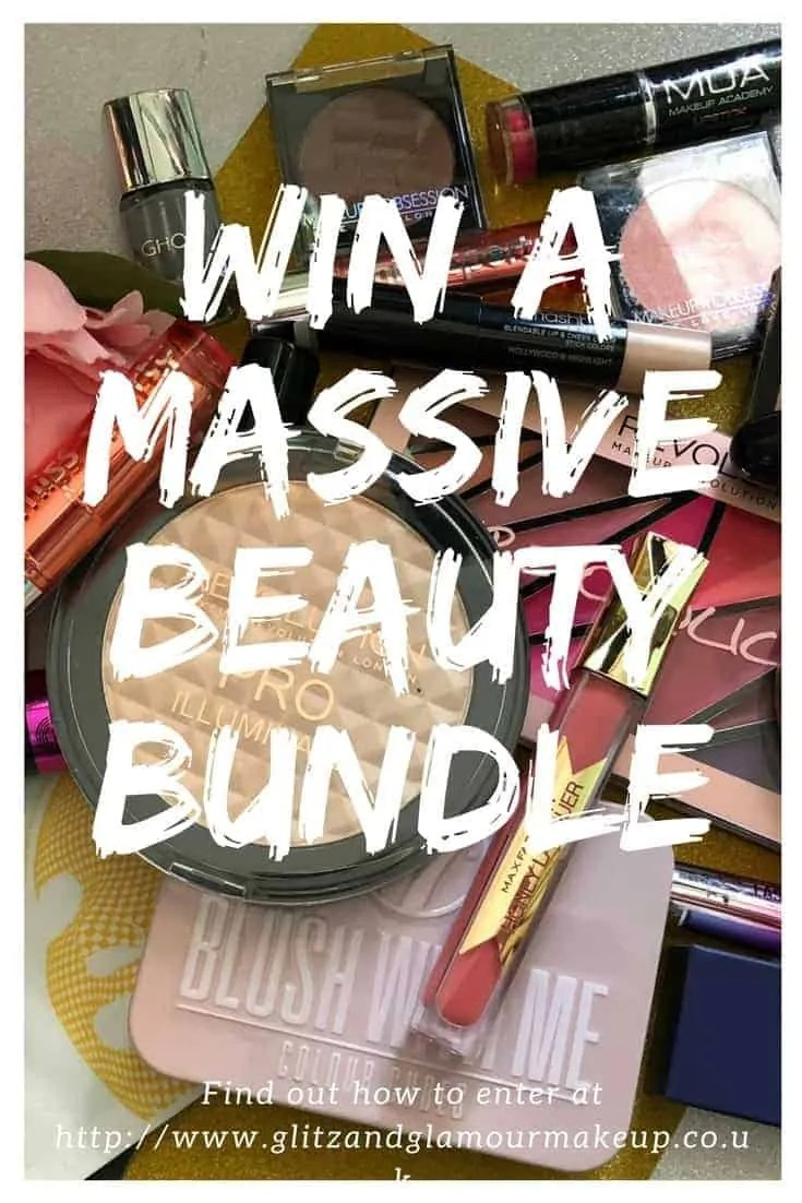 massive beauty bundle giveaway