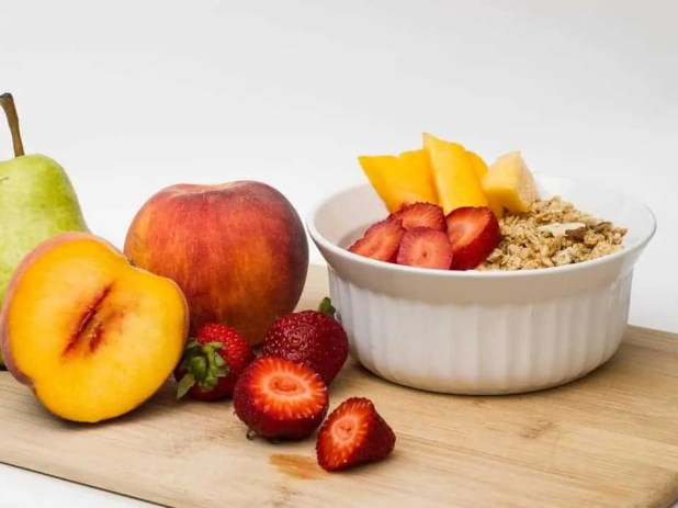 10 things making me happy right now sainsburys peach and nectarine yoghurt