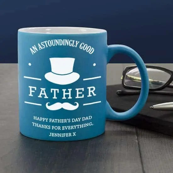 fathers day 2018 gift list personalised dads mug