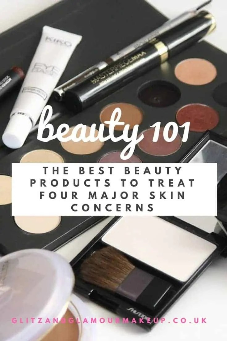 four beauty products to treat major skin concerns