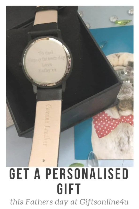 get a personalised gift fathers day with giftsonline4u