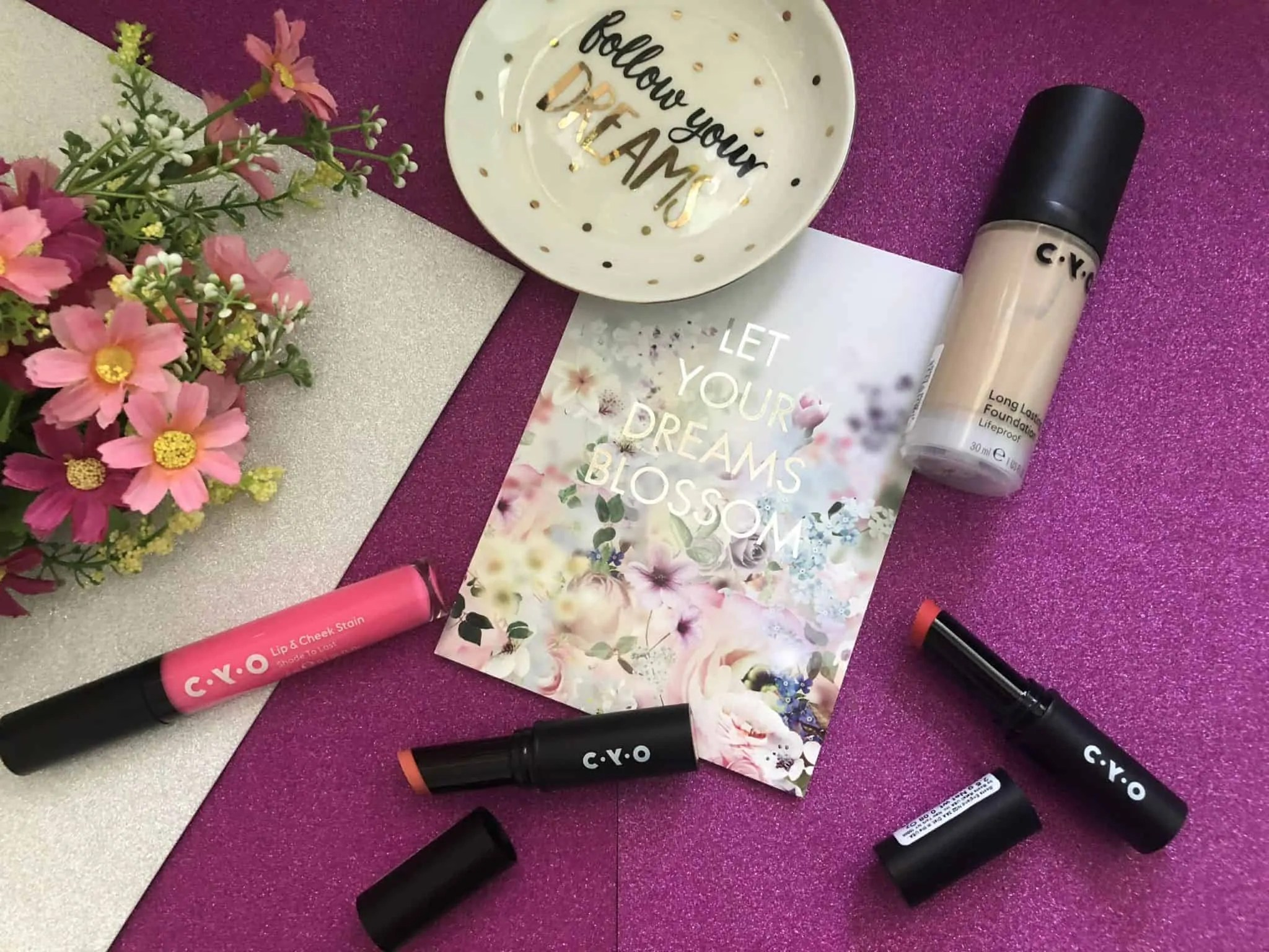 CYO cosmetics hits UK shores - you won't want to miss what I bought in my first CYO haul