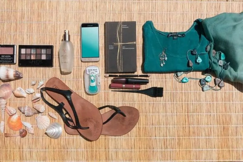 travel essentials you need for the perfect trip abroad holiday makeup
