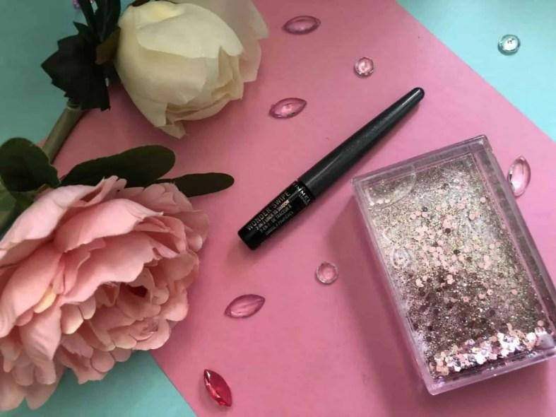 everyday summer makeup routine rimmel wonder swipe eyeliner