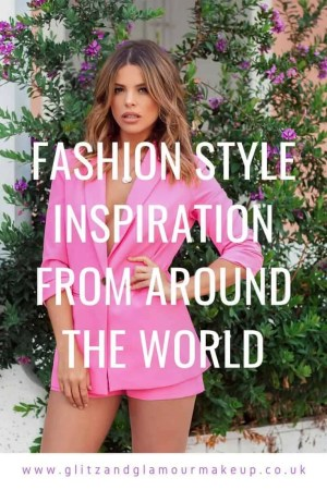 fashion style inspiration from around the world