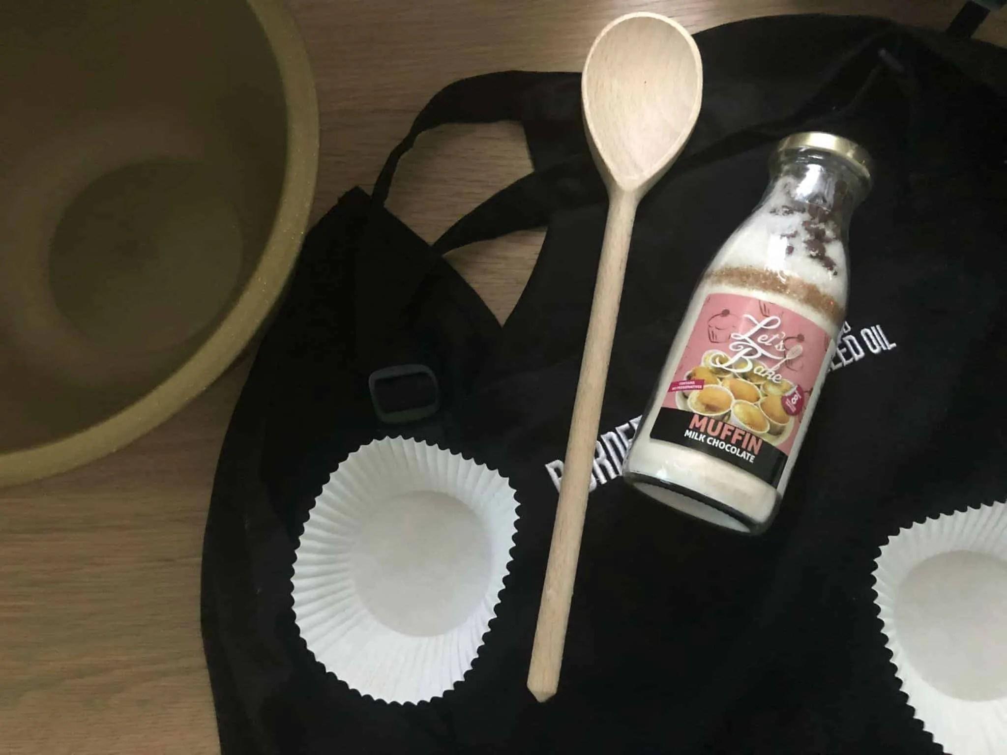 Have fun baking with the timesaving Lets Bake ingredient bottles