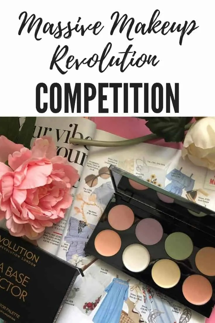 Massive Makeup Revolution competition