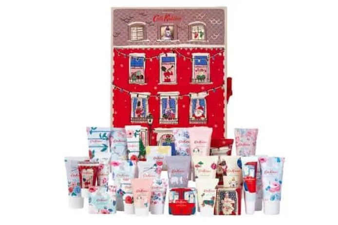 the best value beauty advent calendars £50 or under cath kidston