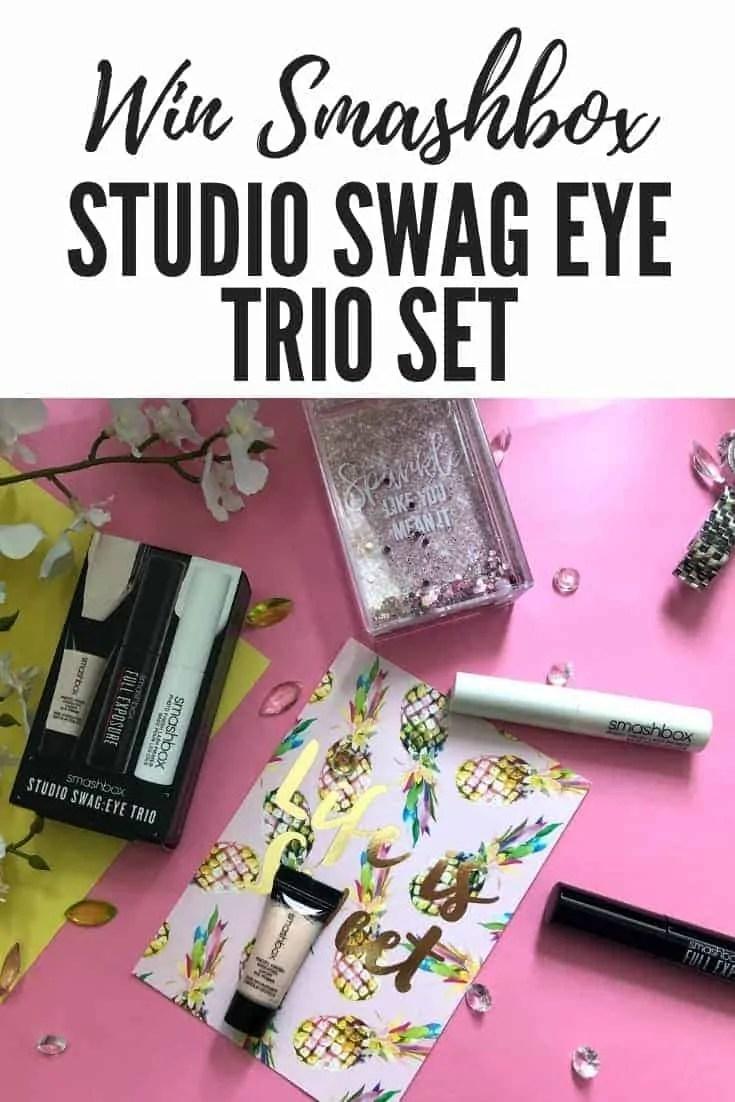 win smashbox studio swag eye trio set