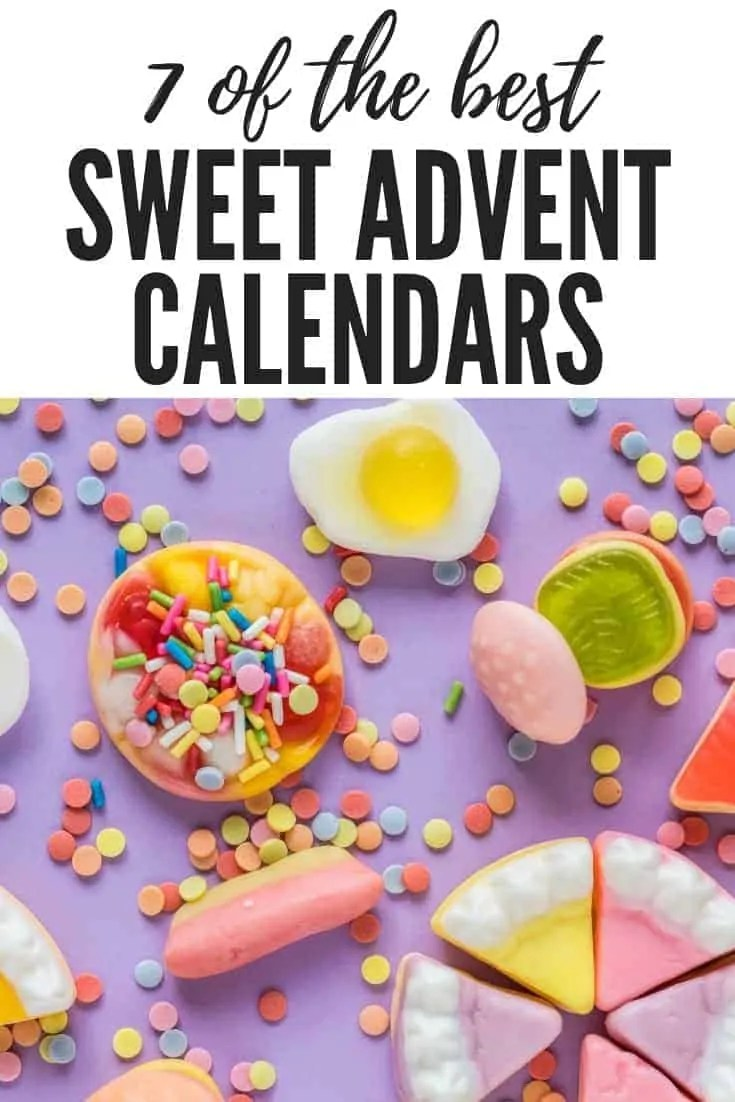 7 of the best sweet advent calendars